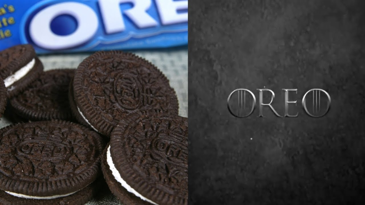 Fans Rejoice Game Of Thrones Inspired Oreos Are Coming Youtube