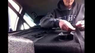 How To Install Amazon Front+back Seat Covers: Diy Honda Civic Sedan