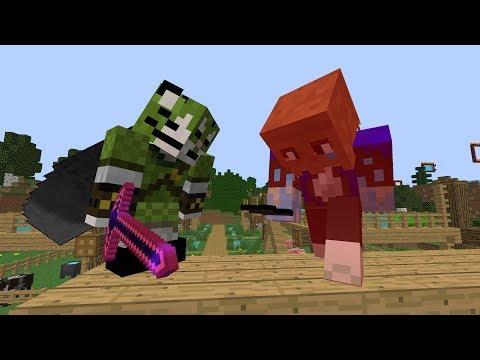 LINK IS BOOS OP JEREMY! - Minecraft Survival #231