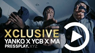 #7th Yanko X Y.CB X #CGE MA - No Hook (Music Video)