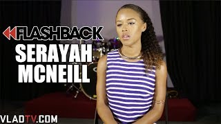 vuclip Serayah McNeill on Working w/ Jussie Smollett on Empire, Gay Storylines (Flashback)