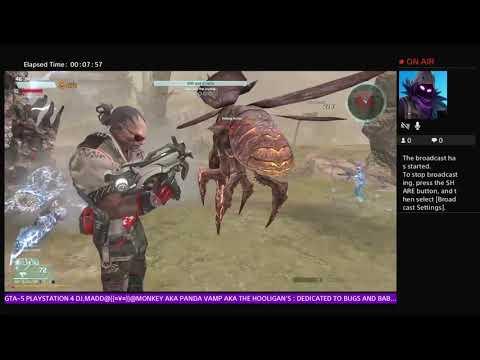 DEFIANCE 2050 PLAYSTATION 4 THE MOBB PRESIDENT DJ MADD@({Ø¥Ø})@MONKEY AKA PANDA VAMP AKA HOOLIGAN'S