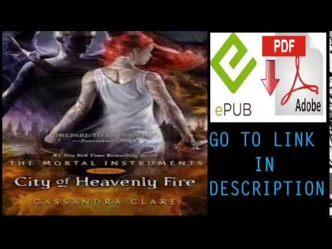 The City Of Heavenly Fire PDF