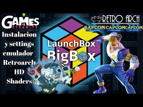 Launchbox Builds