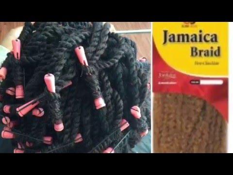 Bobbi Boss Curly Twists Crochet Youtube