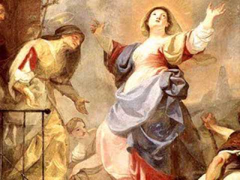 Risultati immagini per umiltà di maria il magnificat