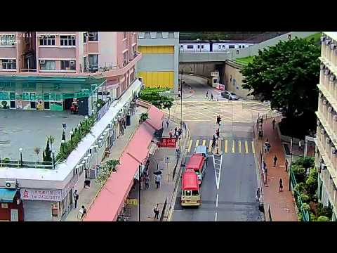 WDR Day_Night Sony Exmor CMOS Sensor IP Box Camera- Day Time Video Demo