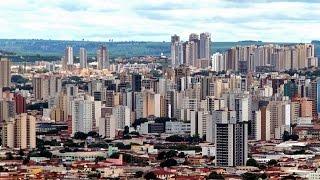 As 35 Maiores Cidades de São Paulo