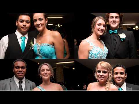 Geraldton Senior College Ball 2014 - Red Carpet