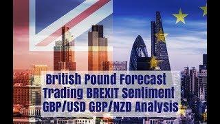 Forex Forecast GBP/USD GBP/NZD Technical & Sentiment Analysis 25/11
