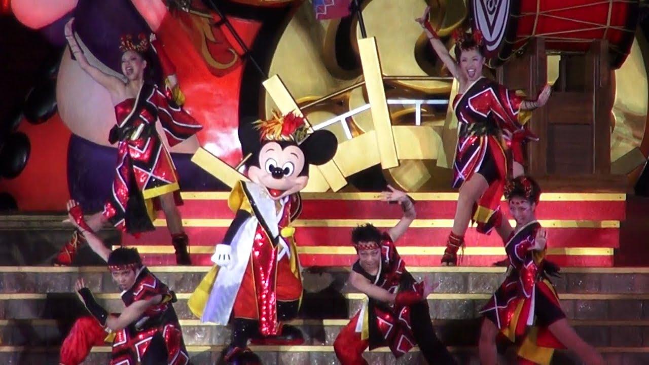 """tdl ディズニー夏祭り2013「爽涼鼓舞 the final」 """"disney's natsu"""