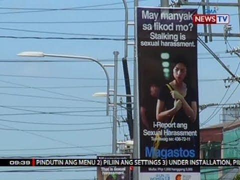 Download Pambabastos sa mga babae tulad ng catcalling, paninipol pati pagtitig, may parusa na sa Maynila