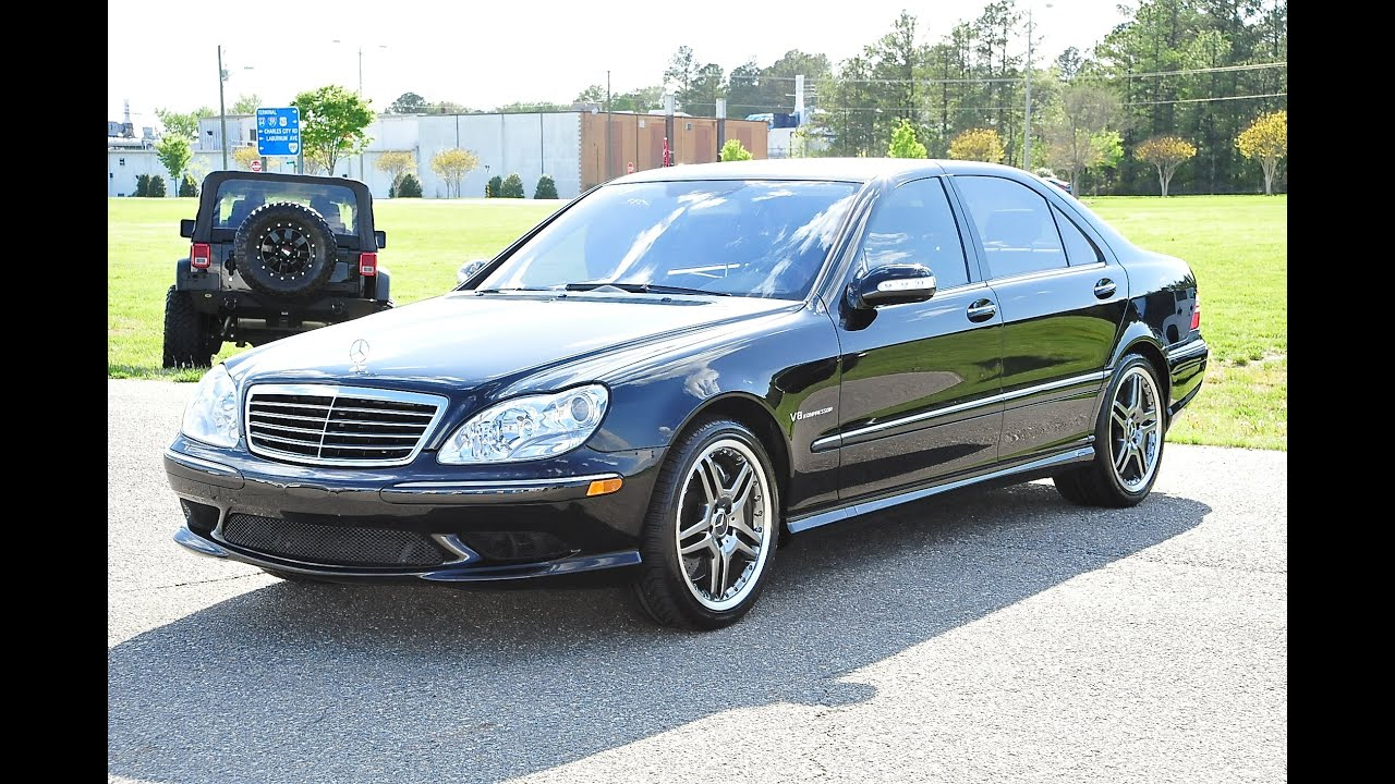 davis autosports 2006 mercedes s55 amg for sale youtube