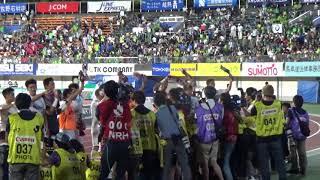 2018 明治安田生命J1リーグ 第23節 2018/08/19 19:03 kick off Sho...