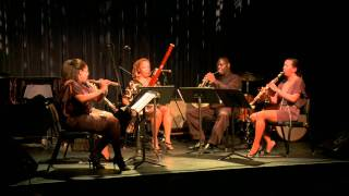 Imani Winds performs Valerie Coleman