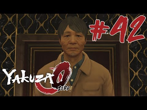 Let's Play Yakuza 0 (BLIND) Part 42: BET ON IT
