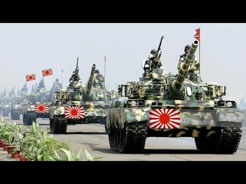 How Powerful Is Japan? - Modern Japanese Armed Forces 2017