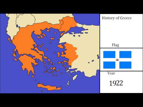 History of Modern Greece