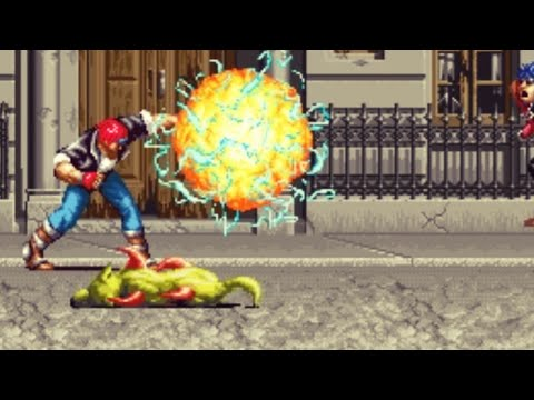 Mutation Nation (Neo Geo AES) Playthrough - NintendoComplete