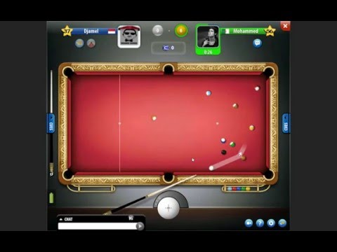 Mohamed Bahora Vs  Aymen Pool live Tour Algeria