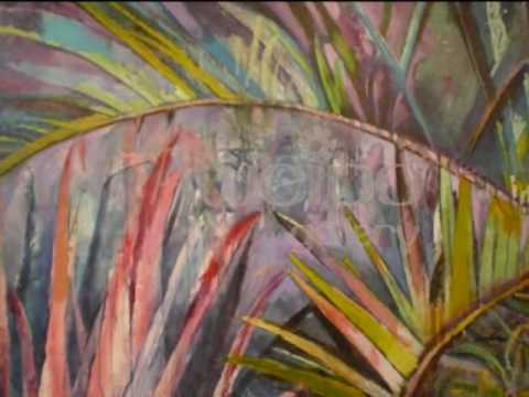 Aweipo Gallery Barbados Opening Exhibitions.wmv