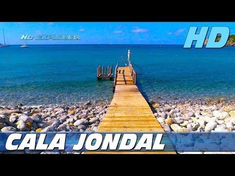 Cala Jondal (Ibiza - Spain)
