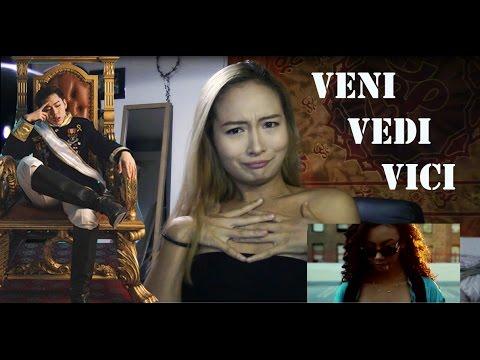 지코 ZICO - VENI VIDI VICI ft. DJ wegun Reaction video