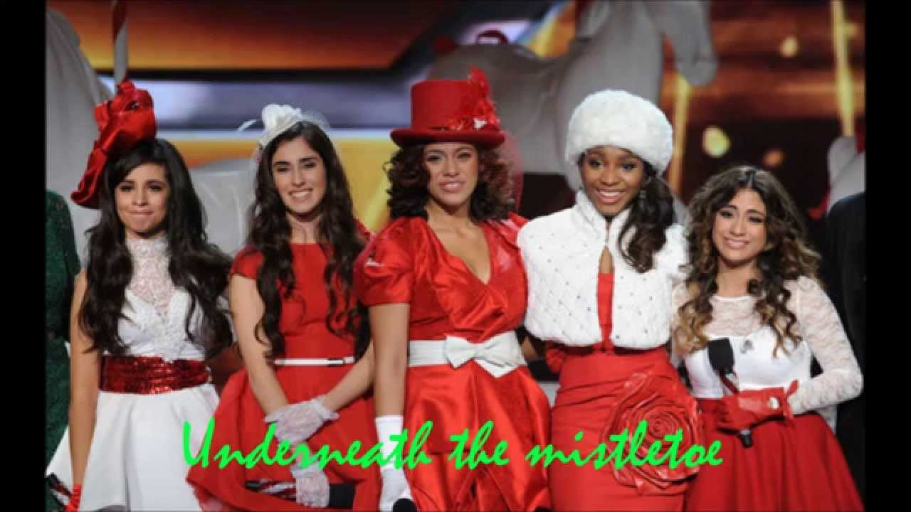 Fifth Harmony - All I want for christmas is you (Lyrics Video ...