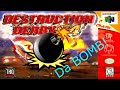 Destruction Derby 64 - EP 2 (the BOMB!) ~by CoinBros&Guests