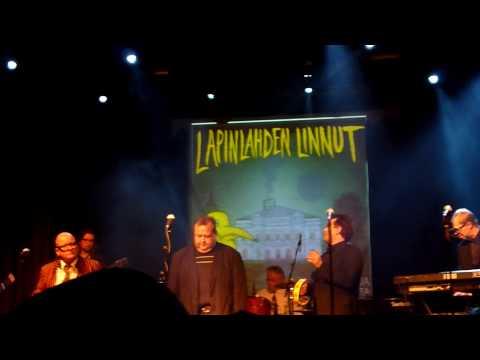 Lapinlahden Linnut: Patja-apina (Tavastia Live 9.12.2009)