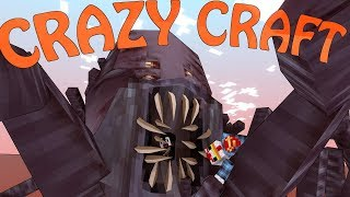 I Play Crazy Craft After 3 Years! (My Lost World File)