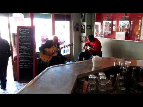 La Chope Des Puces (Gypsy Jazz Bar) - Paris, France