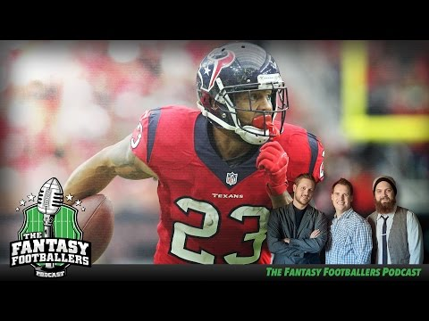 Fantasy Questions: Take your favorite player or hedge your bets?