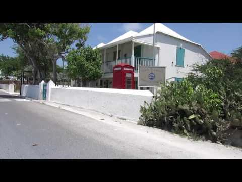 Grand Turk Front Street near BeachsideBungalow