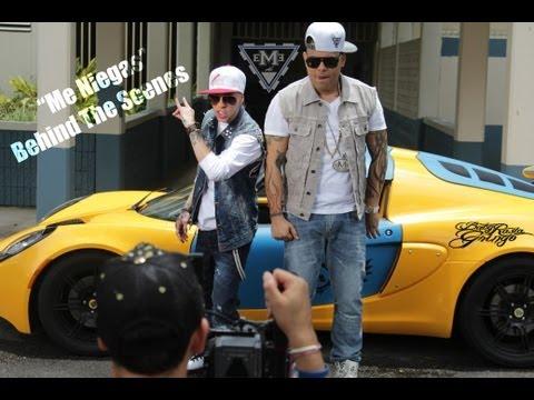Baby Rasta y Gringo - Me Niegas (Official Behind The Scenes)