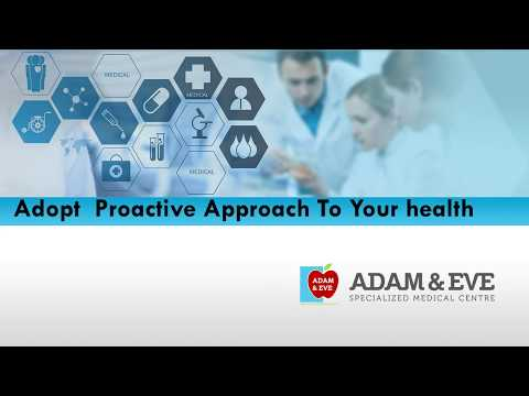 Adopt  Proactive Approach To Your health