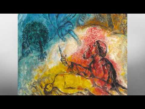 A Thing of Beauty   Marc Chagall