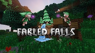 minecraft / Fabled falls // s4 ep1 - Season 4 here we come!