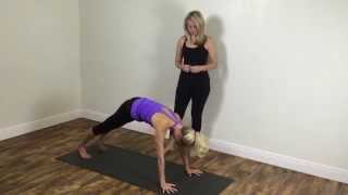 The Yoga Stand: Chaturanga Mod