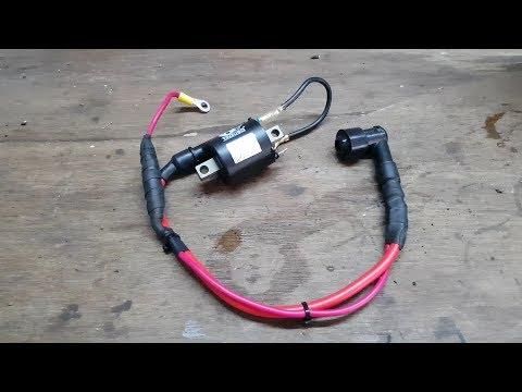 คลิปการติดตั้ง Power Spark (อุปกรณ์เพิ่มไฟหัวเทียน)