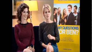 Interview with Any Questions for Ben? actors Rachael Taylor & Felicity Ward
