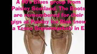 THE BOOTS - Baby What
