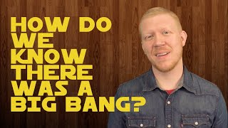 How Do We Know There Was A Big Bang?