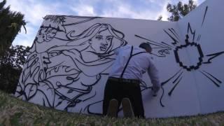 graffiti mapping málaga