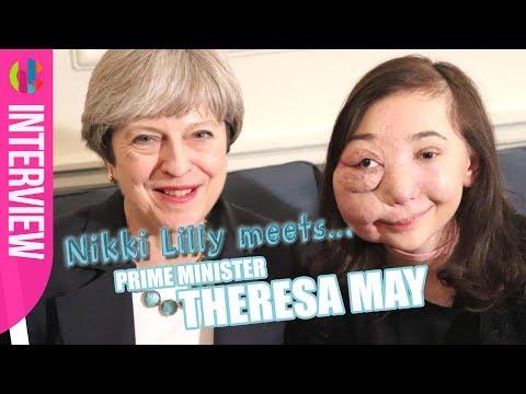 Nikki Lilly Meets... Theresa May!
