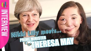 Nikki Lilly Meets... Theresa May!