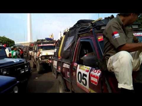 Indonesia Offroad Expedition 2014