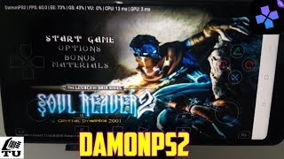 Legacy of Kain Defiance&Soul Reaver 2 PS2 Gameplay DamonPS2 Pro Emuator Android smartphone