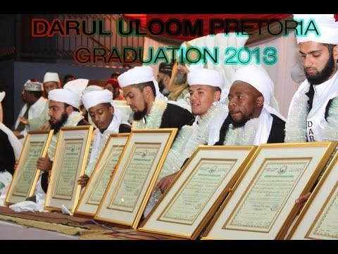 Darul Uloom Pretoria Graduation 2013