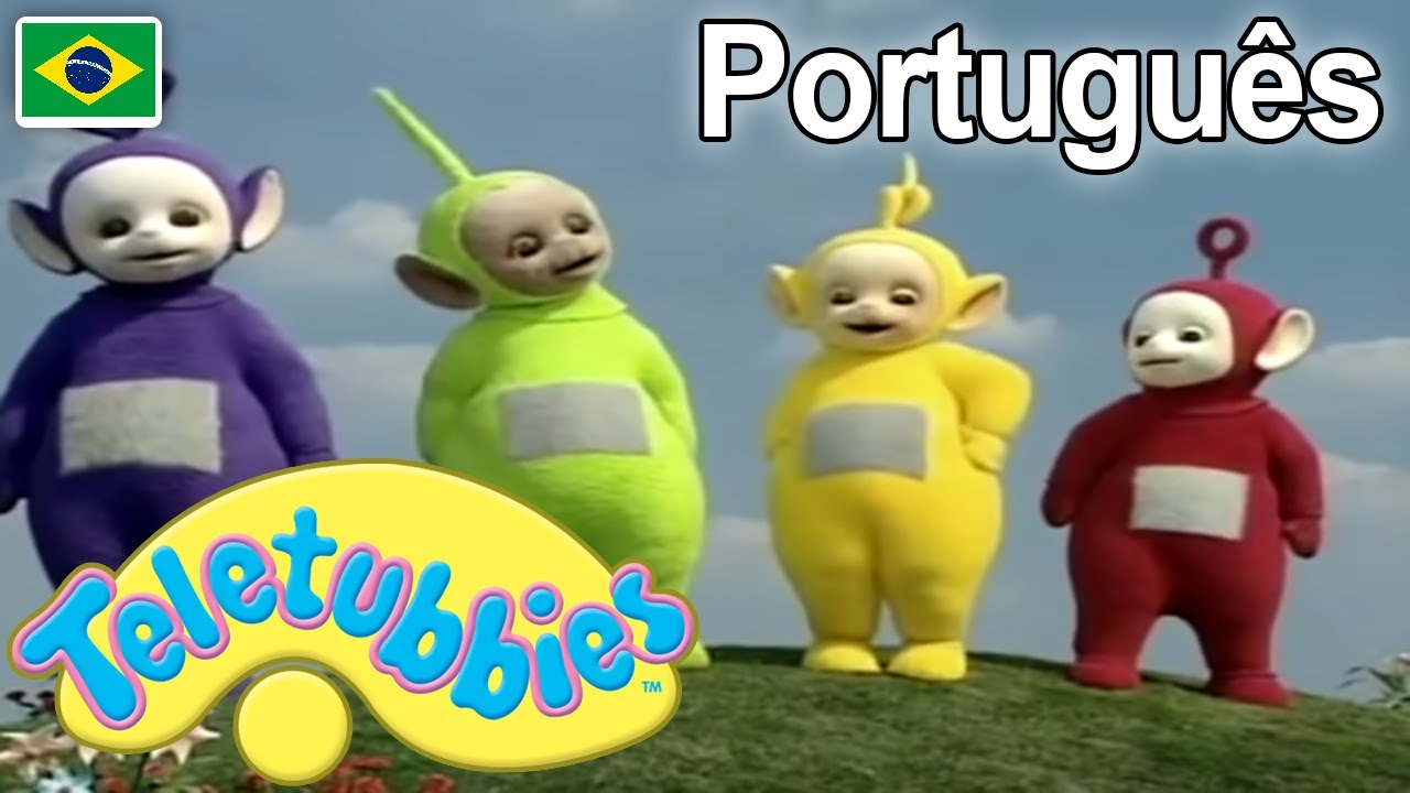 Teletubbies Brasil Portugues Compilacao De 2 Horas Desenhos